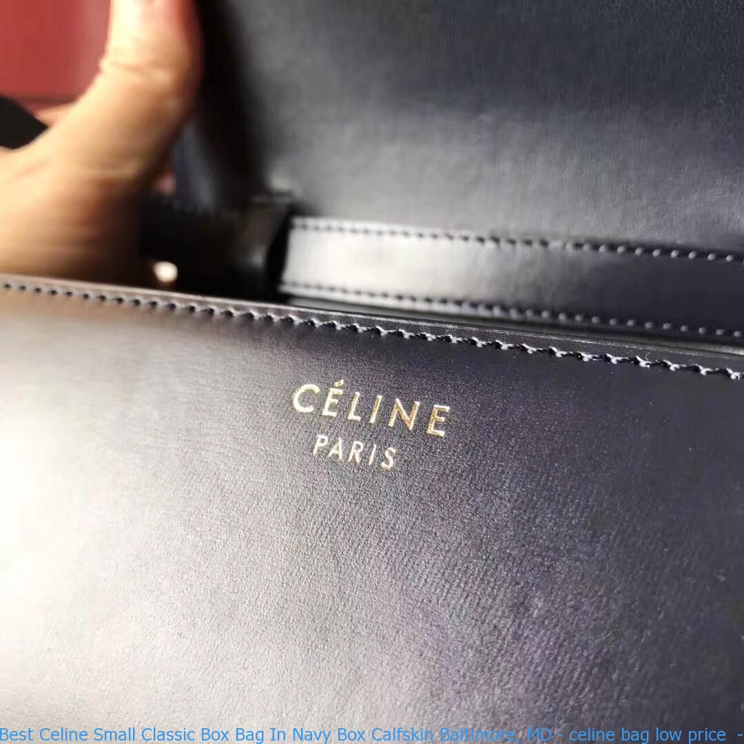 a3f02434f Best Celine Small Classic Box Bag In Navy Box Calfskin Baltimore, MD ...