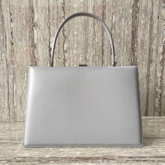 Imitation Celine Medium Clasp Bag In Pale Blue Box Calfskin El Paso c6088f0f5e025