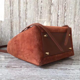 badb13c28f31 The Best Deals Celine Medium Big Bag In Black Grained Leather Fresno ...