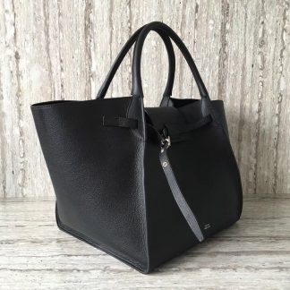 aedb5a47632e You re viewing  The Best Deals Celine Medium Big Bag In Black Grained  Leather Fresno